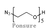 Azido-PEG5-hydroxy,N3-PEG5-OH,86770-68-5